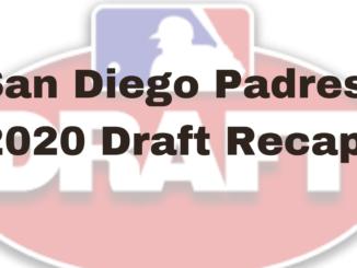 San Diego 2020 Draft Recap