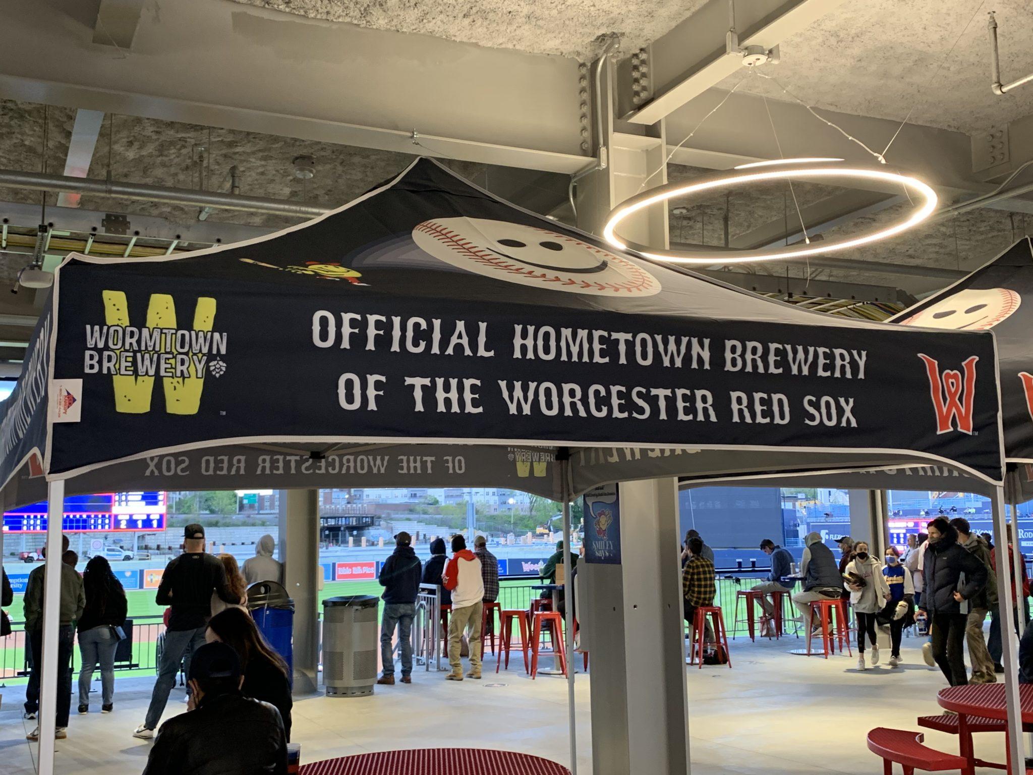 woosox wormtown brewery